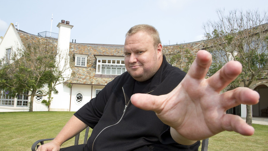 'By the people, for the people': Kim Dotcom to launch alternative internet  5a154cd1fc7e939b6a8b4569