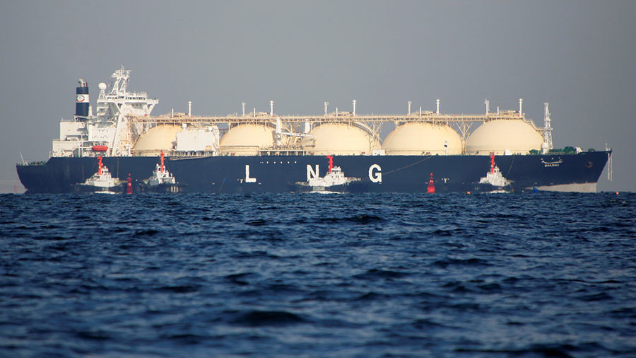 Poland tackles 'Russian gas domination' by paying double for American LNG