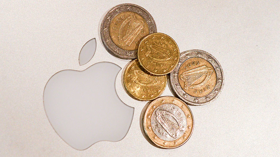 Ireland promises to recoup €13bn in disputed taxes from Apple
