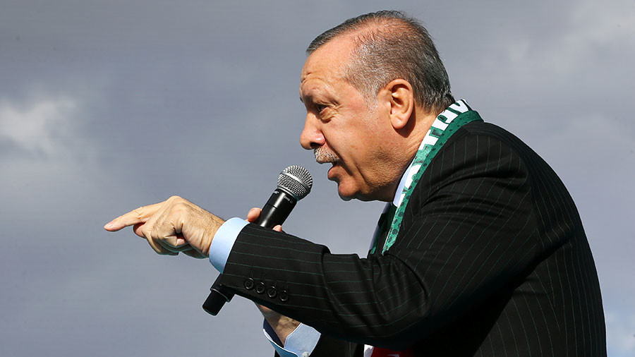 Doors not closed to Assad: Erdogan on Syrian Kurds