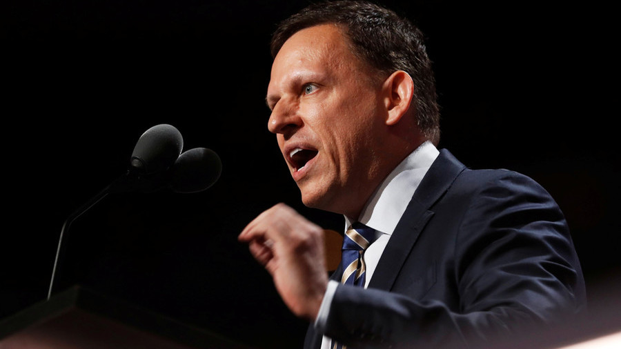 Billionaire Peter Thiel may buy Gawker, the website he helped bankrupt