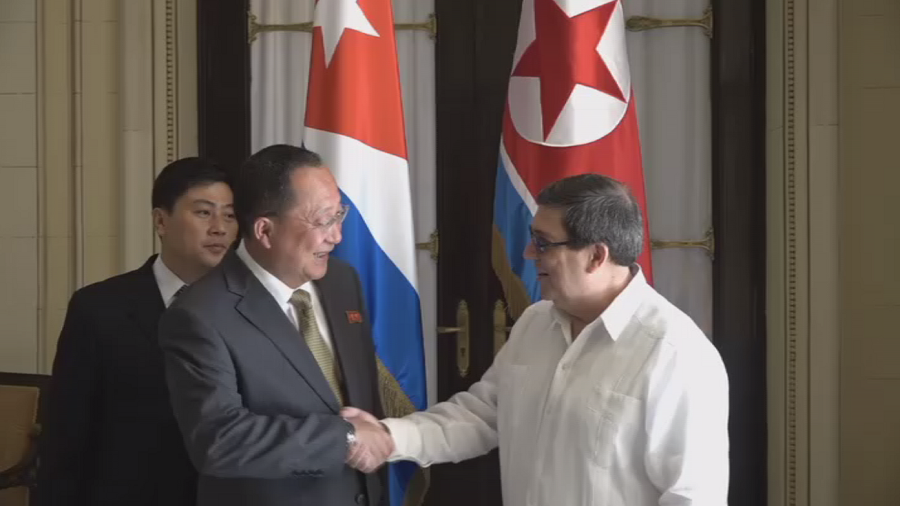 Cuba, N. Korea unite in rejecting 'unilateral & arbitrary' US pressure