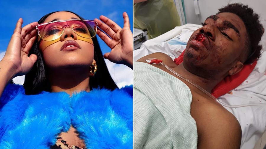 Rappers demand justice after black youth, 15, severely injured during arrest
