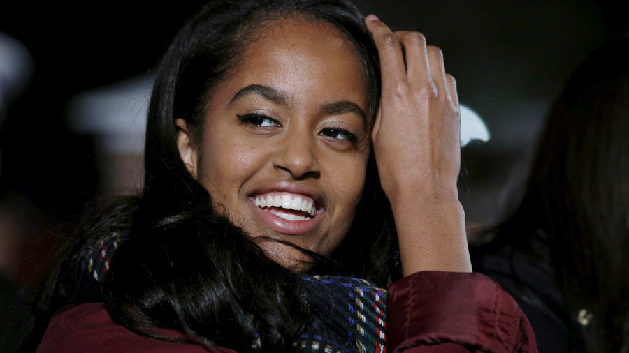 New 'special relationship' Malia Obama's new boyfriend is a British public school toff