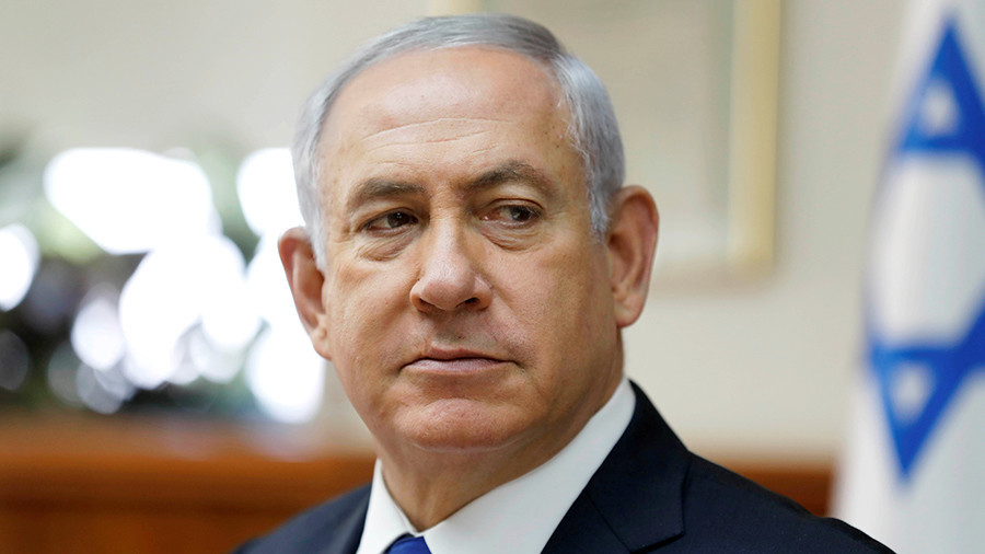 Israel 'covertly' cooperates with Arab states, Netanyahu says