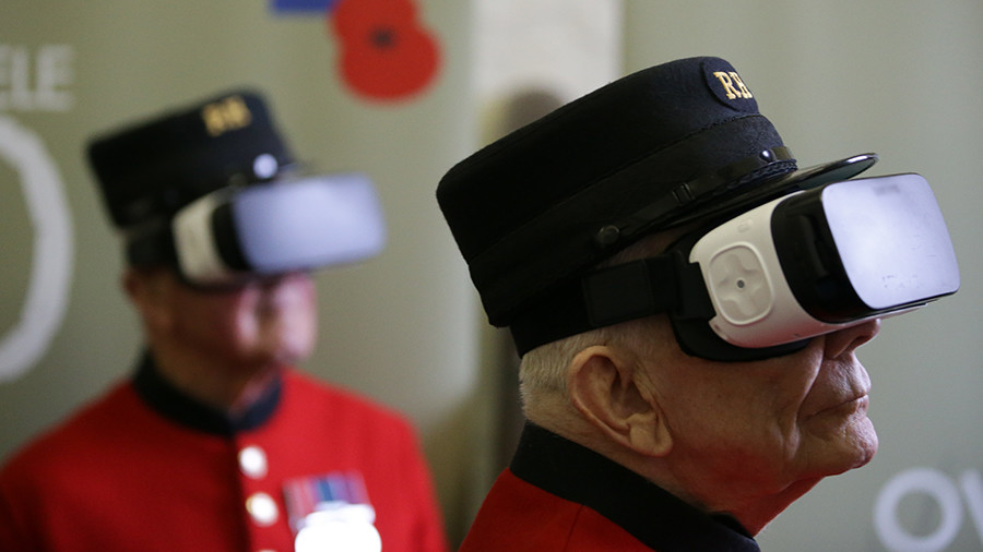 Virtual reality: Next big thing in gaming or game changer for the disabled? (VIDEO)