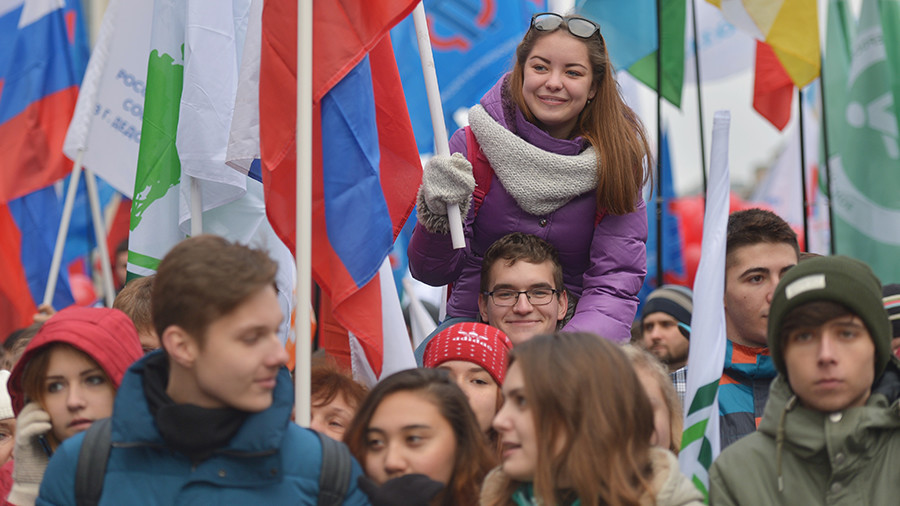 Duma rejects proposal to allow party membership from 16 years of age