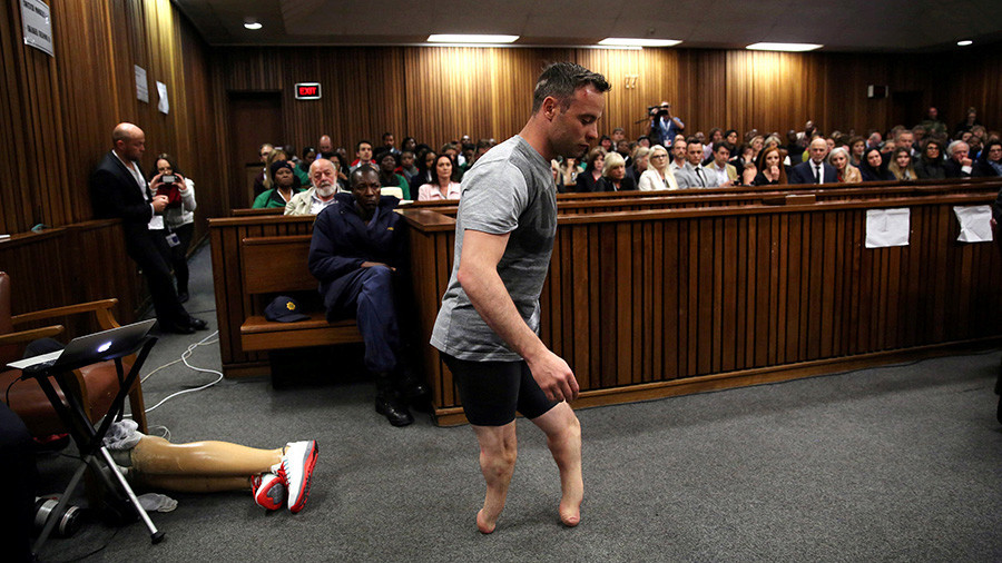 Paralympic gold medalist Oscar Pistorius' prison sentence extended to 13 years