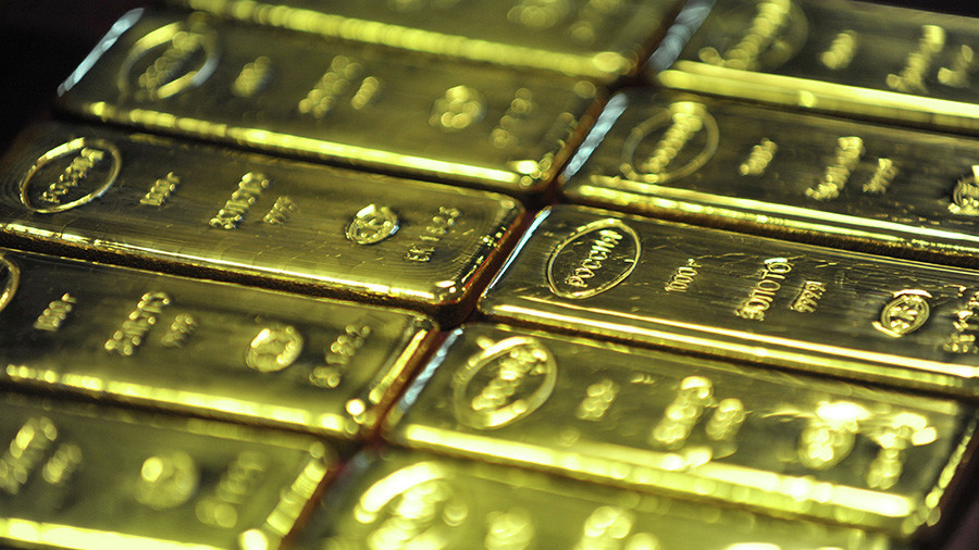 BRICS consider setting up gold trading system