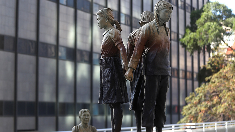 Sisters no more: Japanese city drops San Francisco over 'comfort women' statue