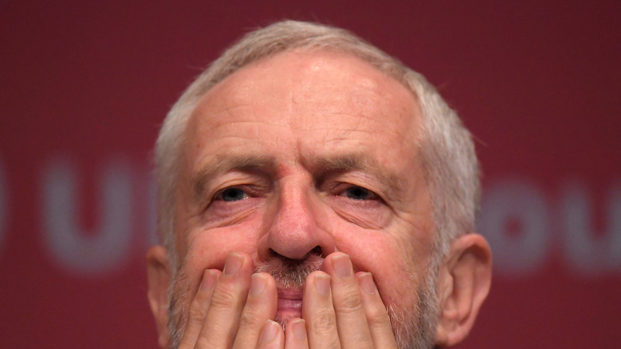 Why has Jeremy Corbyn been banned from the Parliamentary Beard of the Year competition?