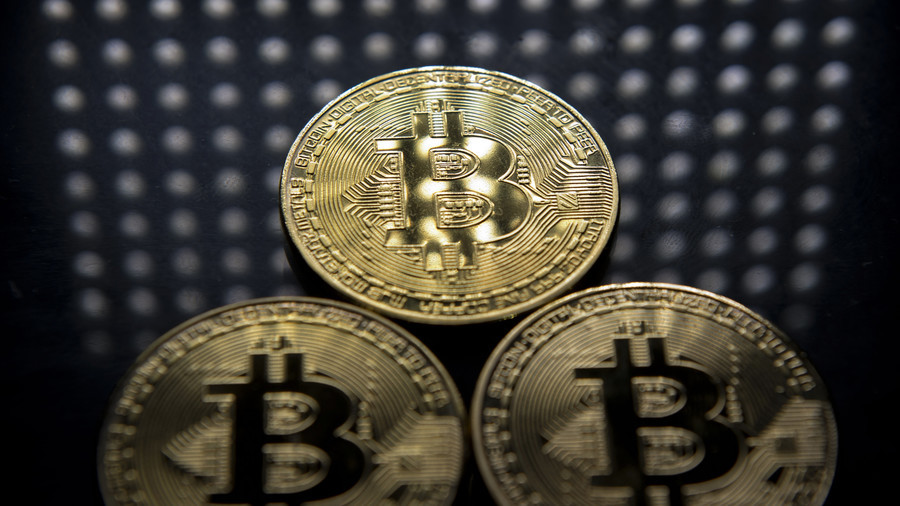 Bitcoin skyrockets to all-time high above $8,700