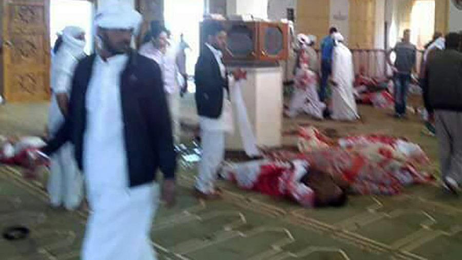 Up to 30 gunmen under ISIS flag attacked Egypt mosque, killing 305 people – Public Prosecutor