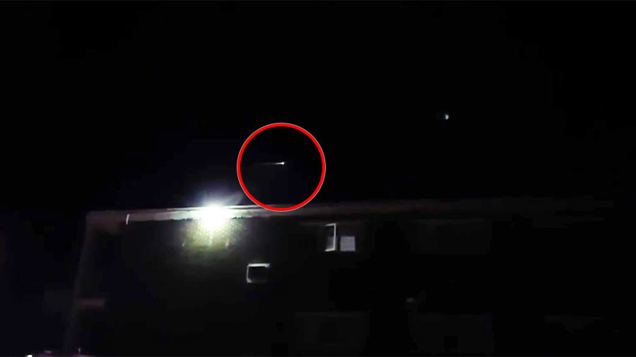 Mysterious fireball lights up rural Canadian sky (VIDEOS)