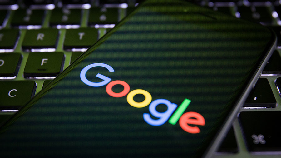 Google's de-ranking of RT in search results is a form of censorship and blatant propaganda
