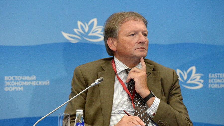 Russian business ombudsman Titov announces his presidential bid