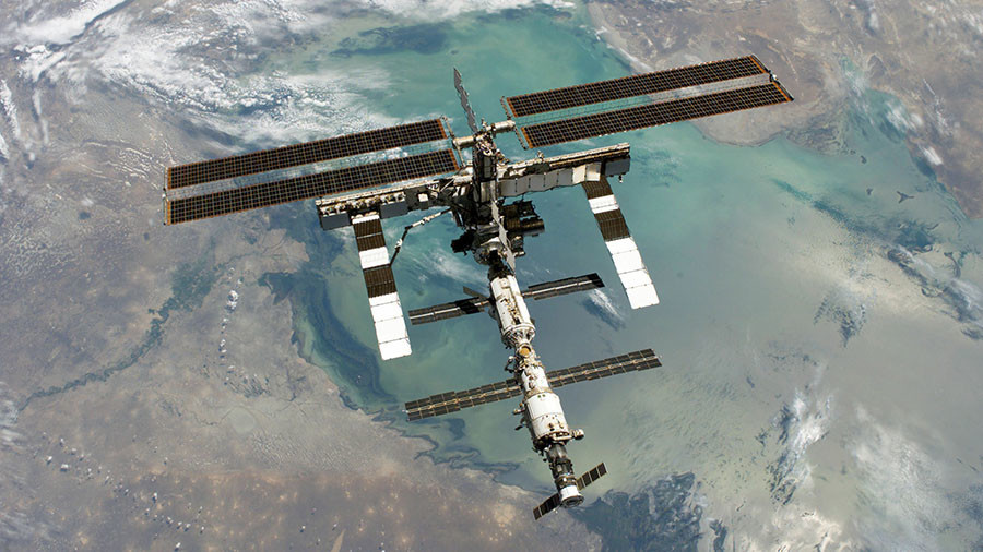 Alien life? Bacteria 'that had not been there' found on ISS hull, Russian cosmonaut says