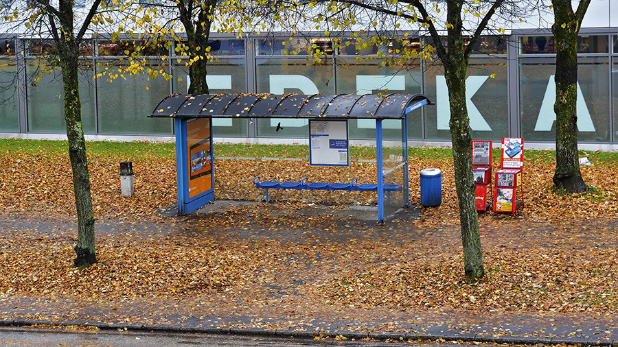 Outcry forces German city to cancel €35 loitering fine for 'dementia patient' who rested at bus stop