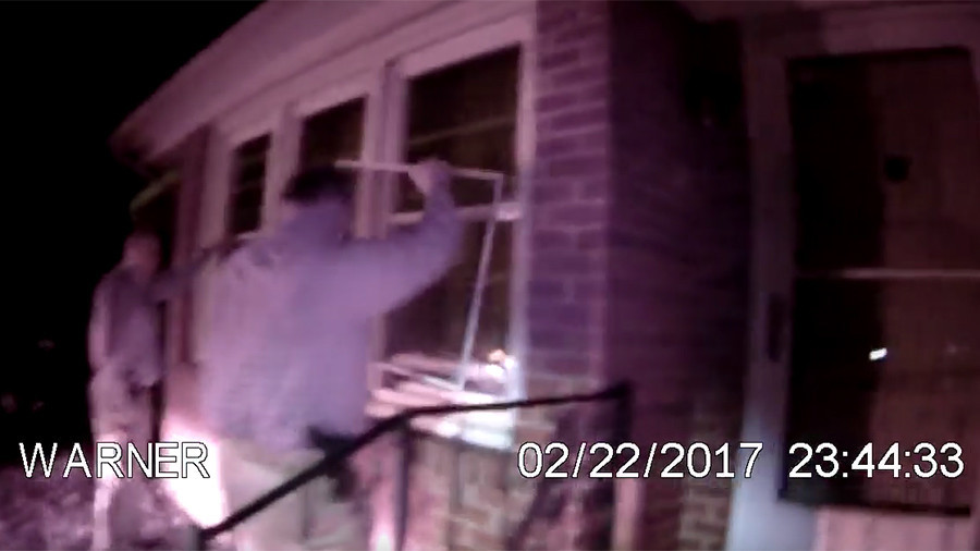 'Sh*t apple redneck': Video shows Kentucky cops assaulting gay couple at their home