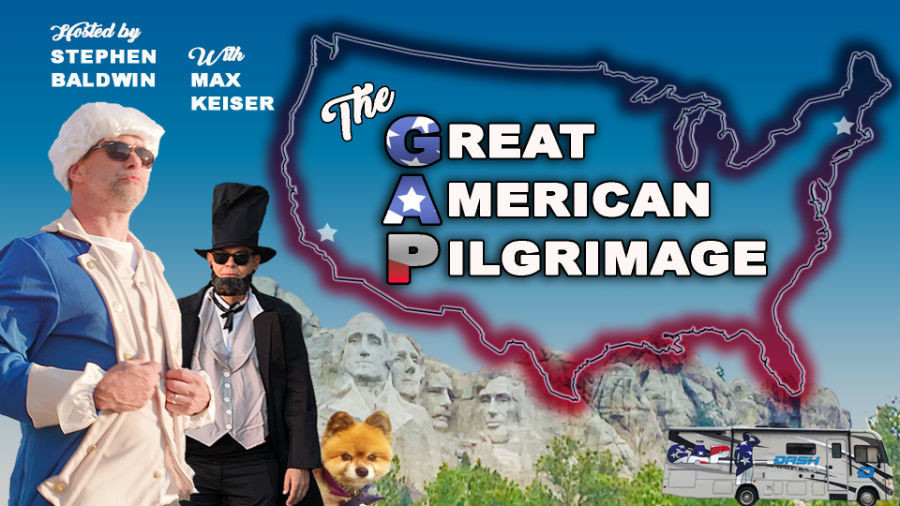 The Great American Pilgrimage