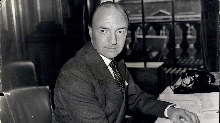 Declassified MI5 files expose Tory minister Profumo's love letters to Nazi spy