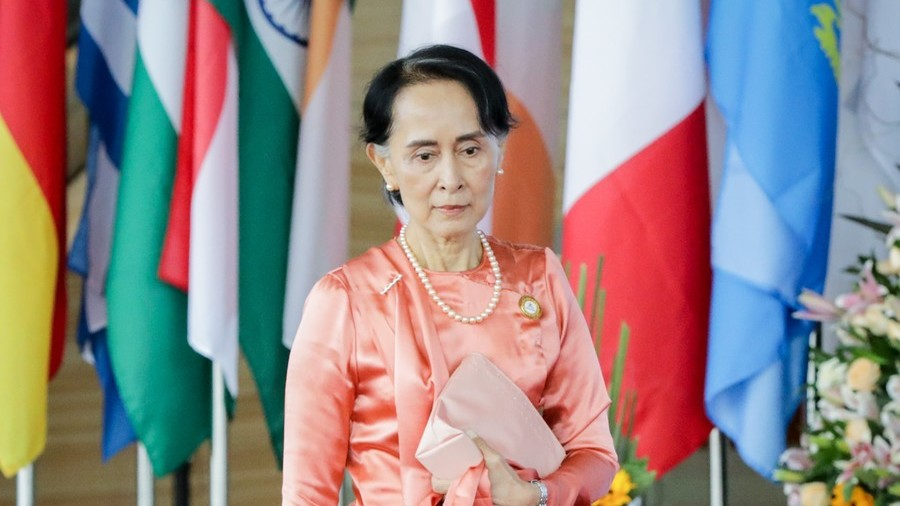 Aung San Suu Kyi stripped of Freedom of Oxford over failure to act on Rohingya crisis