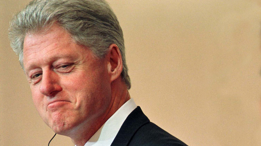 Staff were 'afraid to bend over near Bill Clinton' – former White House employee