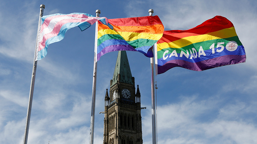 Criminalization of homosexuality in canada
