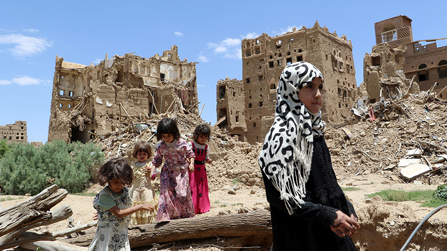 Boris Johnson hosts Yemen peace talks... while British Army secretly trains Saudi troops