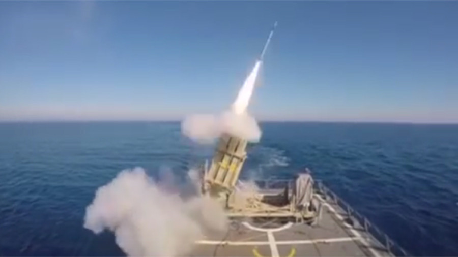 'Iron Dome of Seas': Israel's navy version of missile defense system declared operational