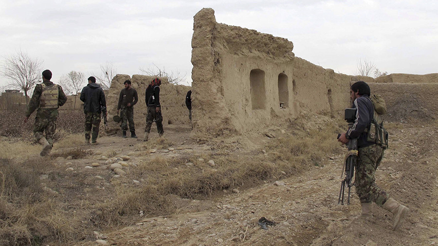 Amen corner? Top US Army general says Afghan war has 'turned a corner'