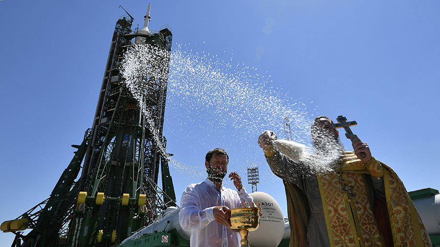 'Poor quality service': Russian priest mocks archbishop who blessed failed rocket launch
