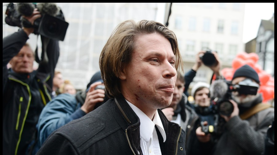 Love v. the US Govt: British 'hacker' Lauri Love starts appeal against extradition