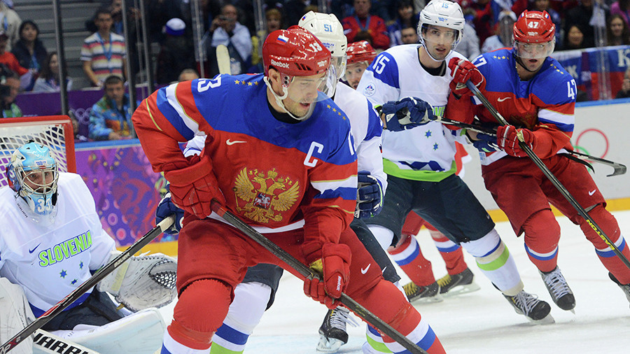International Ice Hockey Federation speaks out against Russian Olympic ban