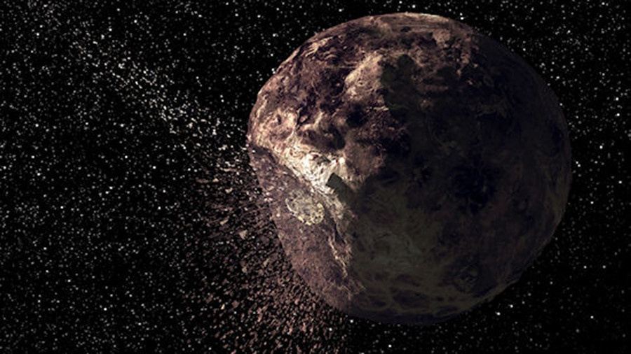 asteroid approach - photo #36