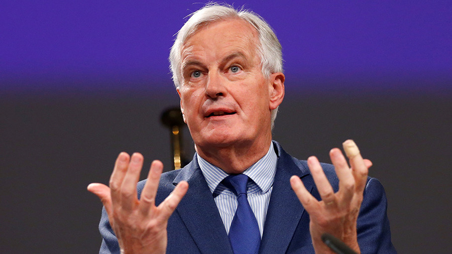 Did Britain vote Brexit just to avoid war with ISIS? EU negotiator Barnier seems to think so