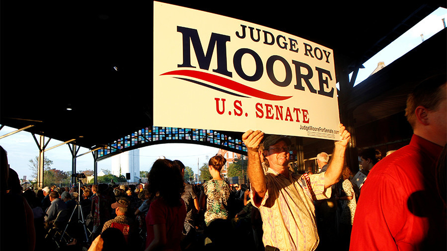 'Time to destroy white Alabama': Tensions rise ahead of Senate election