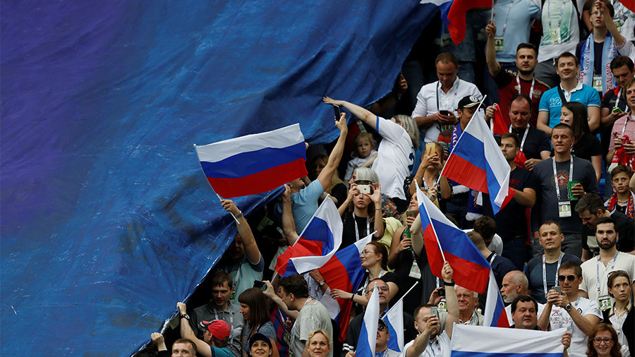 Russia & the World Cup: A 'non-footballing country' or a nation in love with the beautiful game?