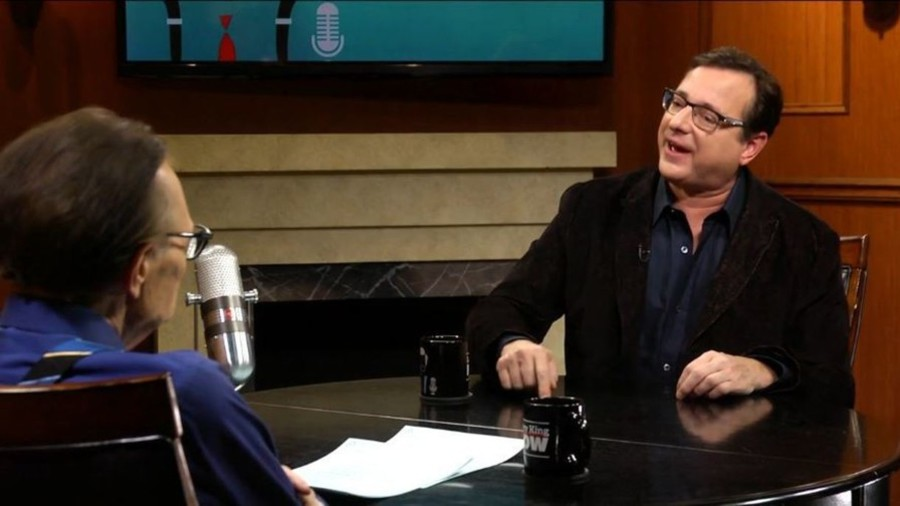 Bob Saget on 'Fuller House,' Harvey Weinstein, and his new comedy special