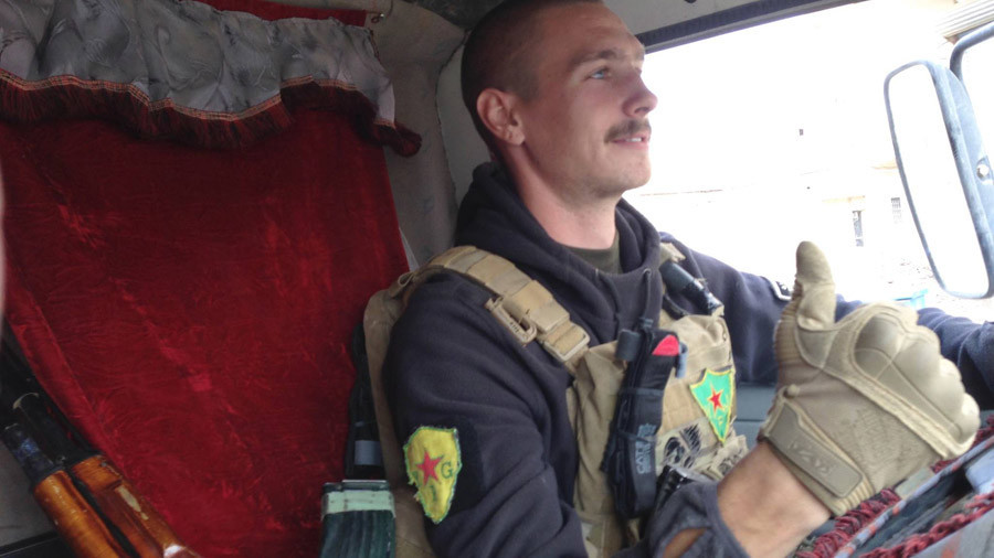 British volunteer killed clearing landmines in Raqqa after joining fight against ISIS