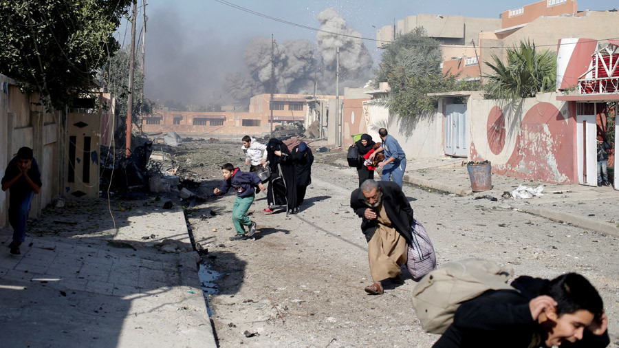 US-led coalition acknowledges killing 800+ civilians in Iraq & Syria airstrikes