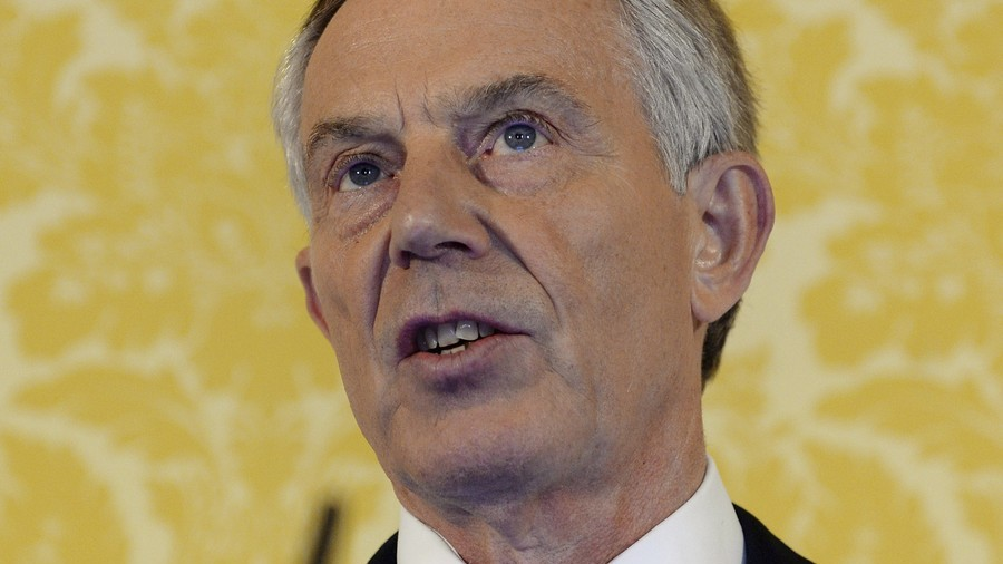 Tony Blair insists it's never too late for Britain to change its mind about Brexit