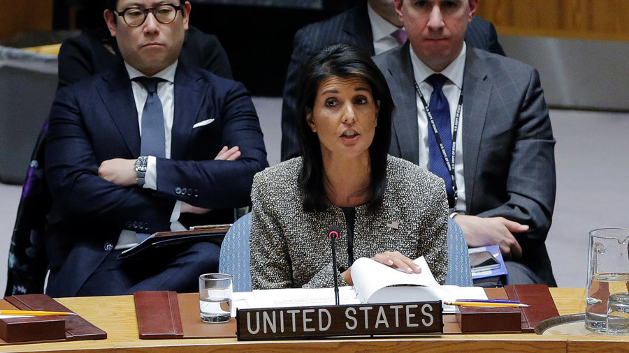 US envoy Nikki Haley is 'bull in a china shop, not a diplomat' on N Korea