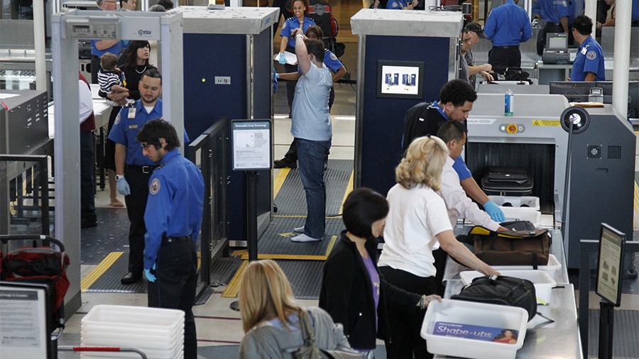 Empty your pockets: TSA lacks funds to install 3-D screening at US airports