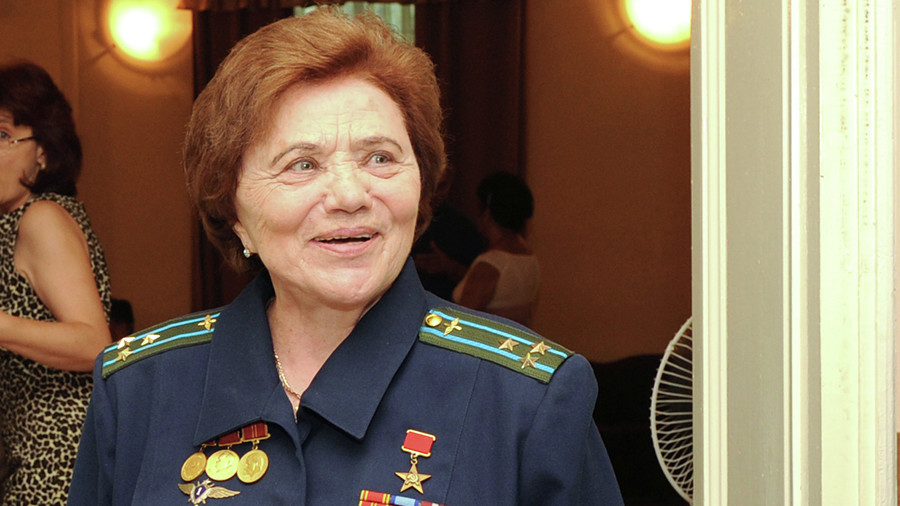Legendary female Soviet pilot and UFO hunter, Marina 'Madam MIG' Popovich, dies at 86