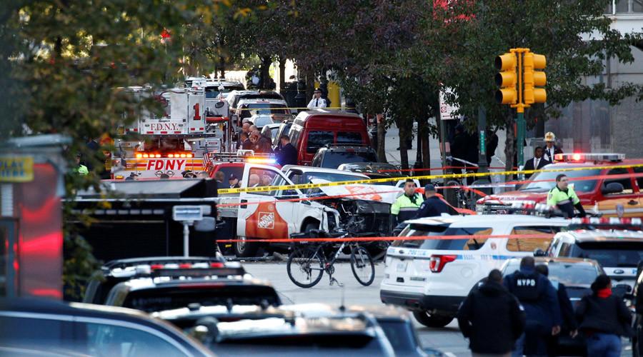 Manhattan terrorist suspect identified as 29yo Uzbek native Sayfullo Saipov – reports