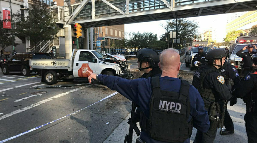Manhattan attacker was likely radicalized inside US – retired army general