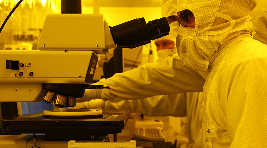 Russian biological samples 'collected for research' – US Air Force