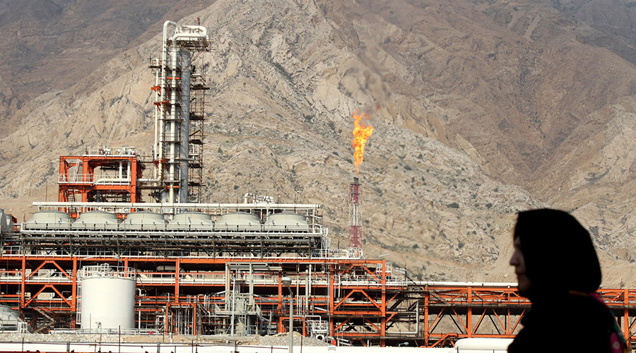 Russia's Rosneft to invest billions in Iranian oil & gas
