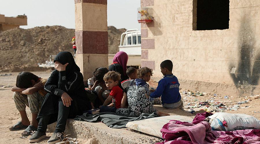 Russia slams US commander's 'geographically absurd' statement on Syrians fleeing Deir ez-Zor
